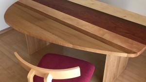 平岩様邸カフェテーブル&ロータイプチェア1